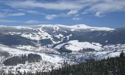 Lyžování vRokytnici nad Jizerou